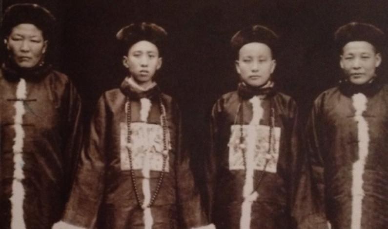 COMO SER EUNUCO EN LA CORTE IMPERIAL CHINA