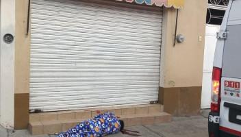 APARECE MUERTO EN TENANGO DEL VALLE
