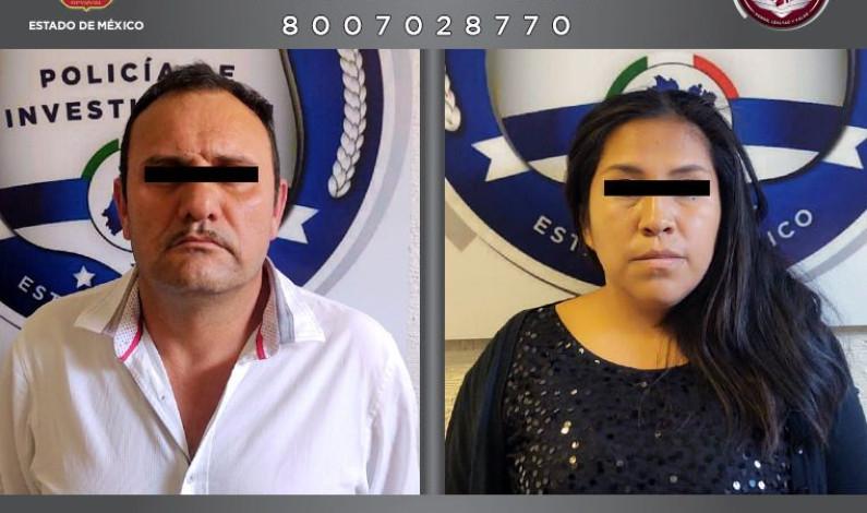 PAREJA ASESINÓ A MUJER