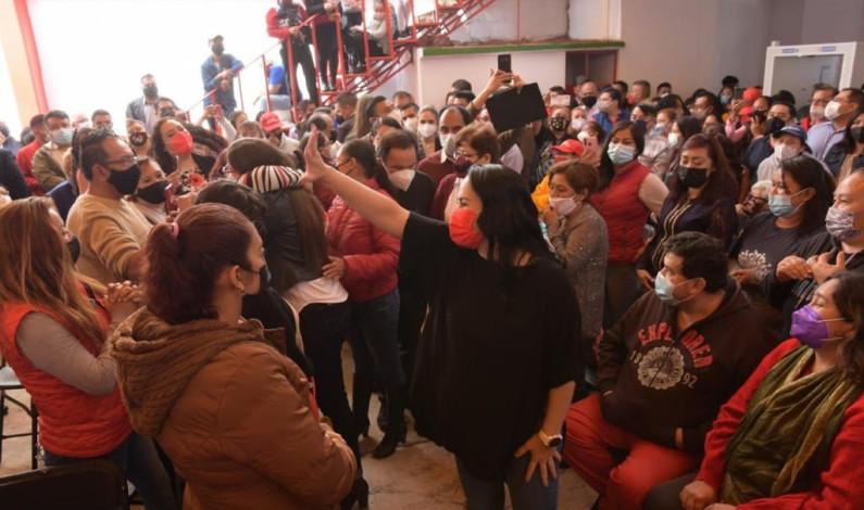 QUIERE PRI MUNICIPIOS LIBRES DE VIOLENCIA CONTRA LAS MUJERES