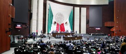 DIPUTADOS APRUEBAN LEY DE INGRESOS DE LA FEDERACIÓN 2022