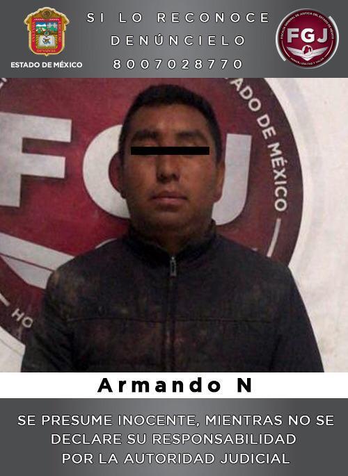 ARMANDO INTENTÓ MATAR A SU HERMANA