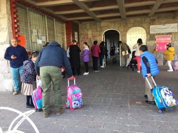 ENTIDADES EN SEMÁFORO VERDE CONOCEN PROTOCOLO DE REGRESO A CLASES: SEP