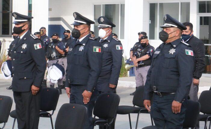 HONESTIDAD, SERVICIO Y EFICACIA EN LA NUEVA ÉPOCA DE LA POLICÍA DE TOLUCA