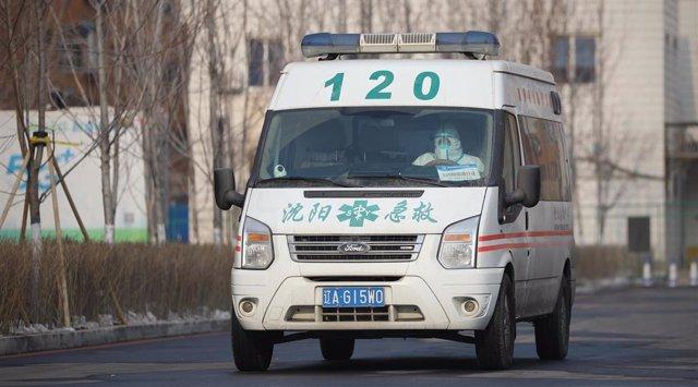 EXPLOSIÓN DE BOMBA DE FABRICACIÓN CASERA EN CHINA DEJA CINCO MUERTOS