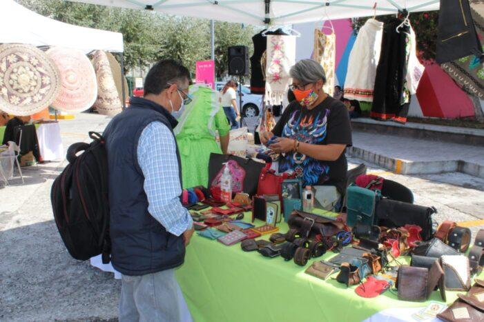 IMPULSAN VENTA DE ARTESANOS MEXIQUENSES EN TEMPORADA DE SEMANA SANTA